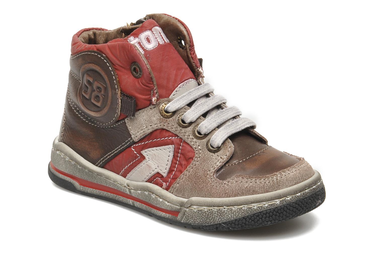Sneakers MORK by Stones & Bones