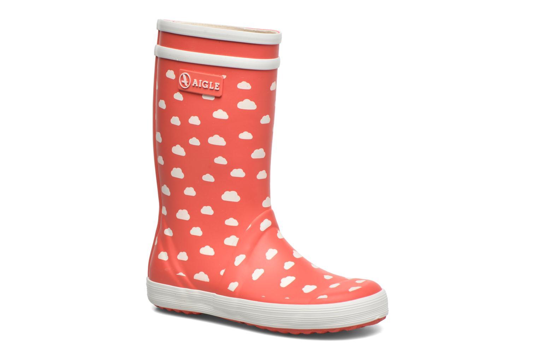 Artikel klicken und genauer betrachten! - Aigle-Stiefel für Kinder verfügbar in Gr.19|20|22|24|25|26|27|28|29|30|32. , Material: , Farbe: rot, Stil: regenfest     Stiefel ohne Absatz. 100 Tage kostenlose Rücksendung! | im Online Shop kaufen