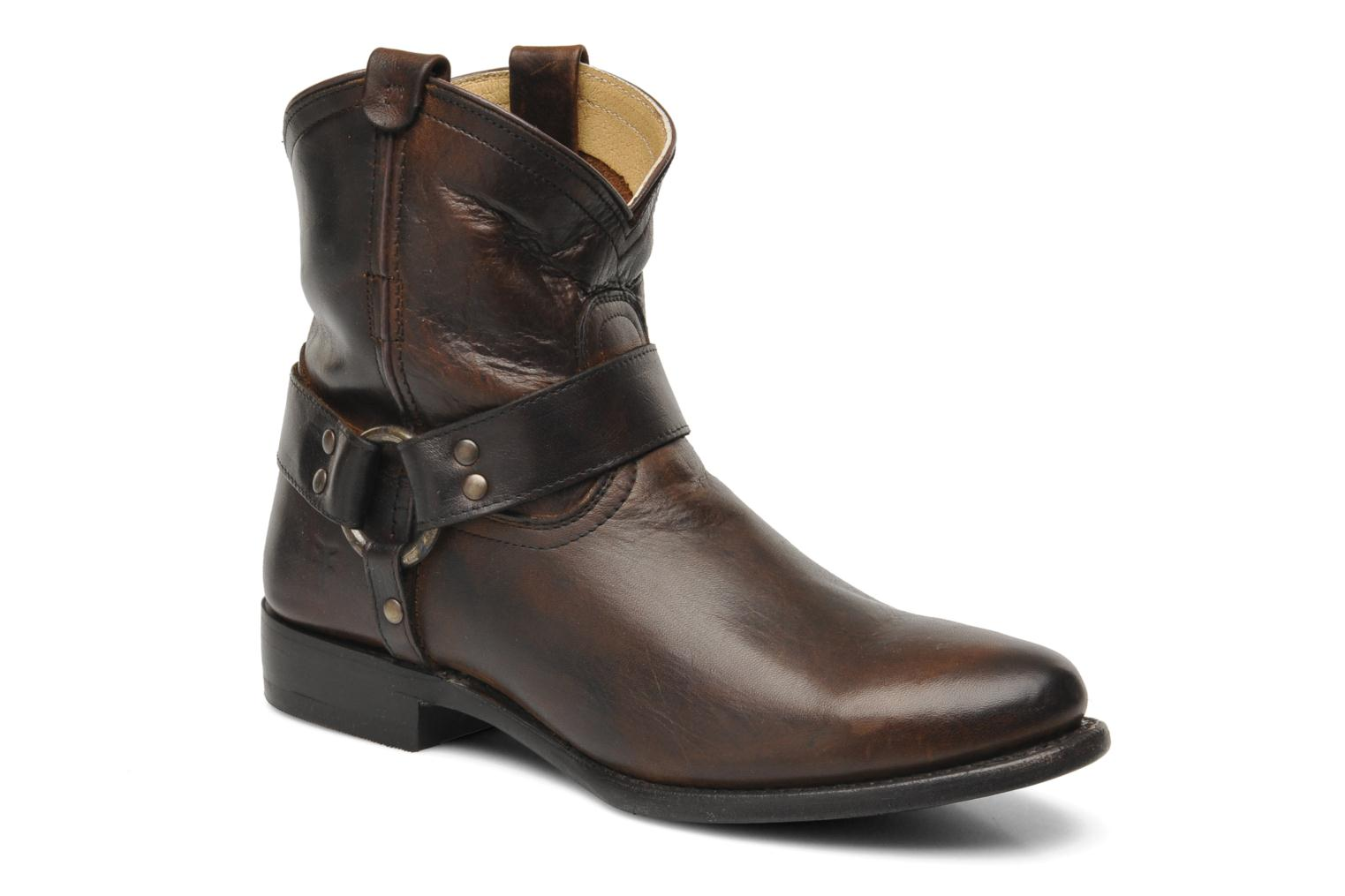 Boots en enkellaarsjes Wyatt Harness Short by Frye