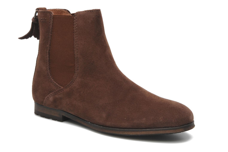 aigle montaigu 2 stiefeletten boots f r damen braun marke aigle. Black Bedroom Furniture Sets. Home Design Ideas
