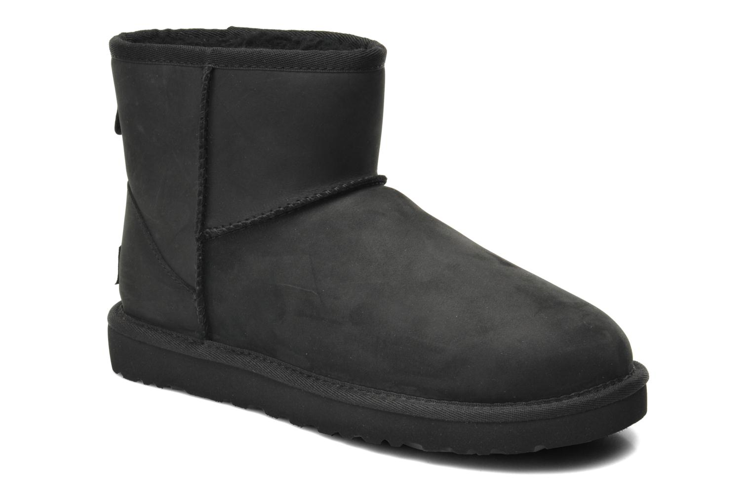Boots en enkellaarsjes Classic Mini Leather by Ugg Australia