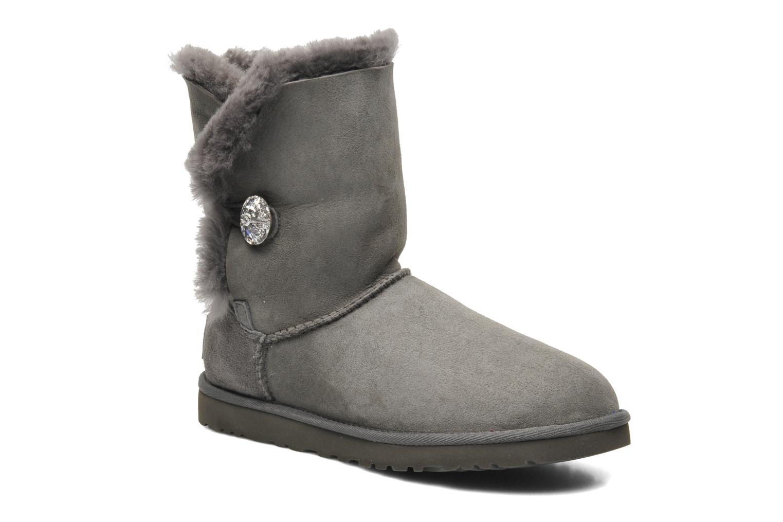 ugg australia bailey button bling stiefeletten boots. Black Bedroom Furniture Sets. Home Design Ideas