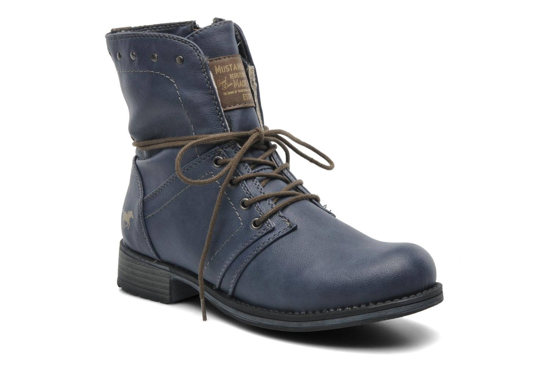 Boots en enkellaarsjes Bigz by Mustang shoes