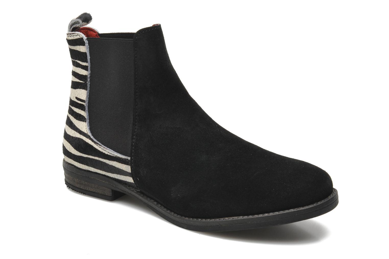 Boots en enkellaarsjes Dorine by Pastelle