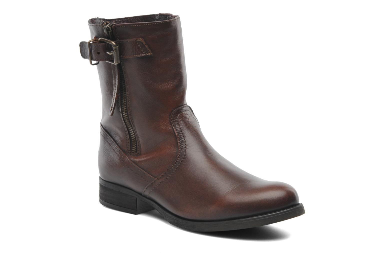 Boots en enkellaarsjes Steve Madden Bruin