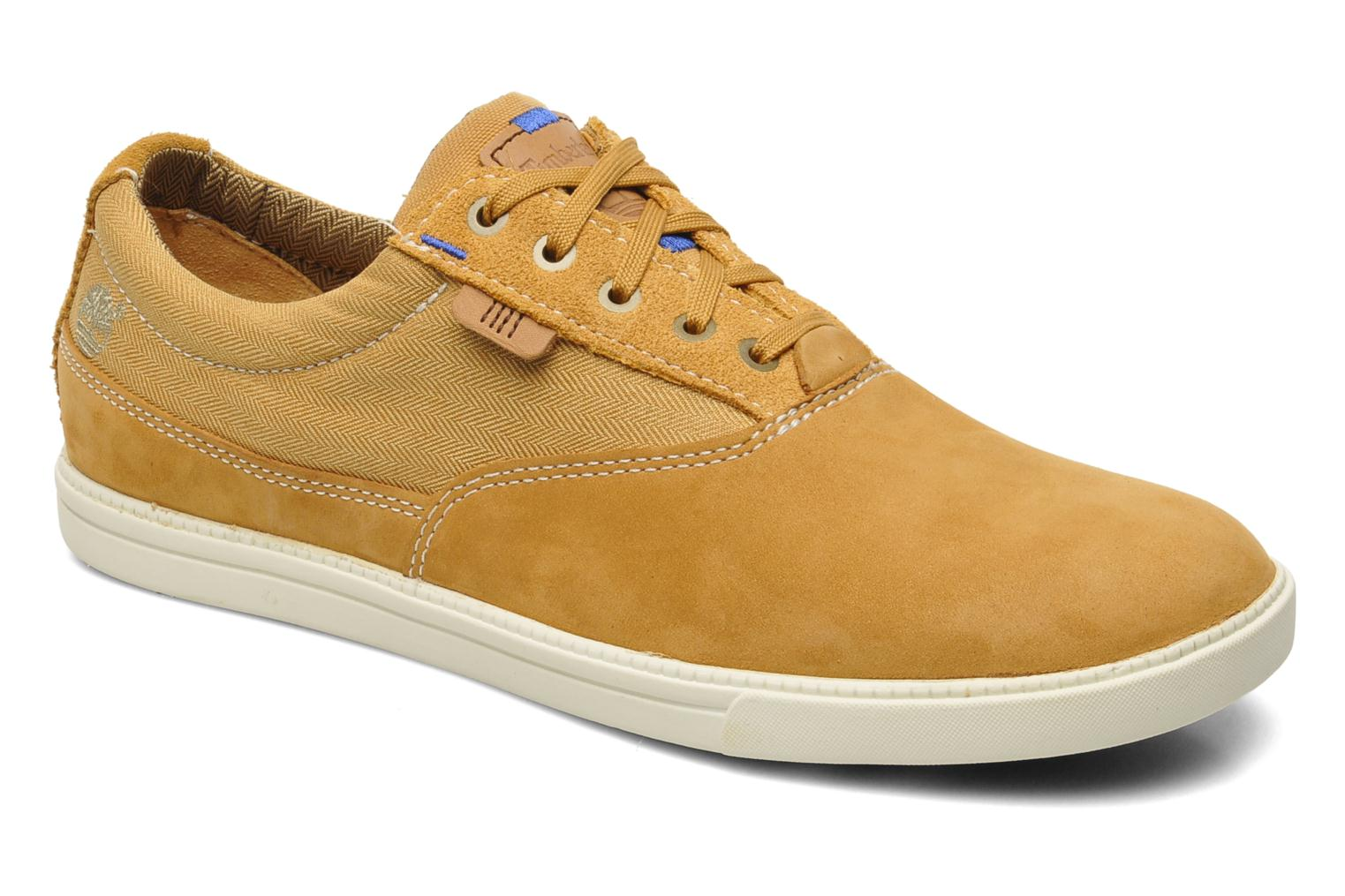 Fulk Leather And Fabric Oxford - Timberland