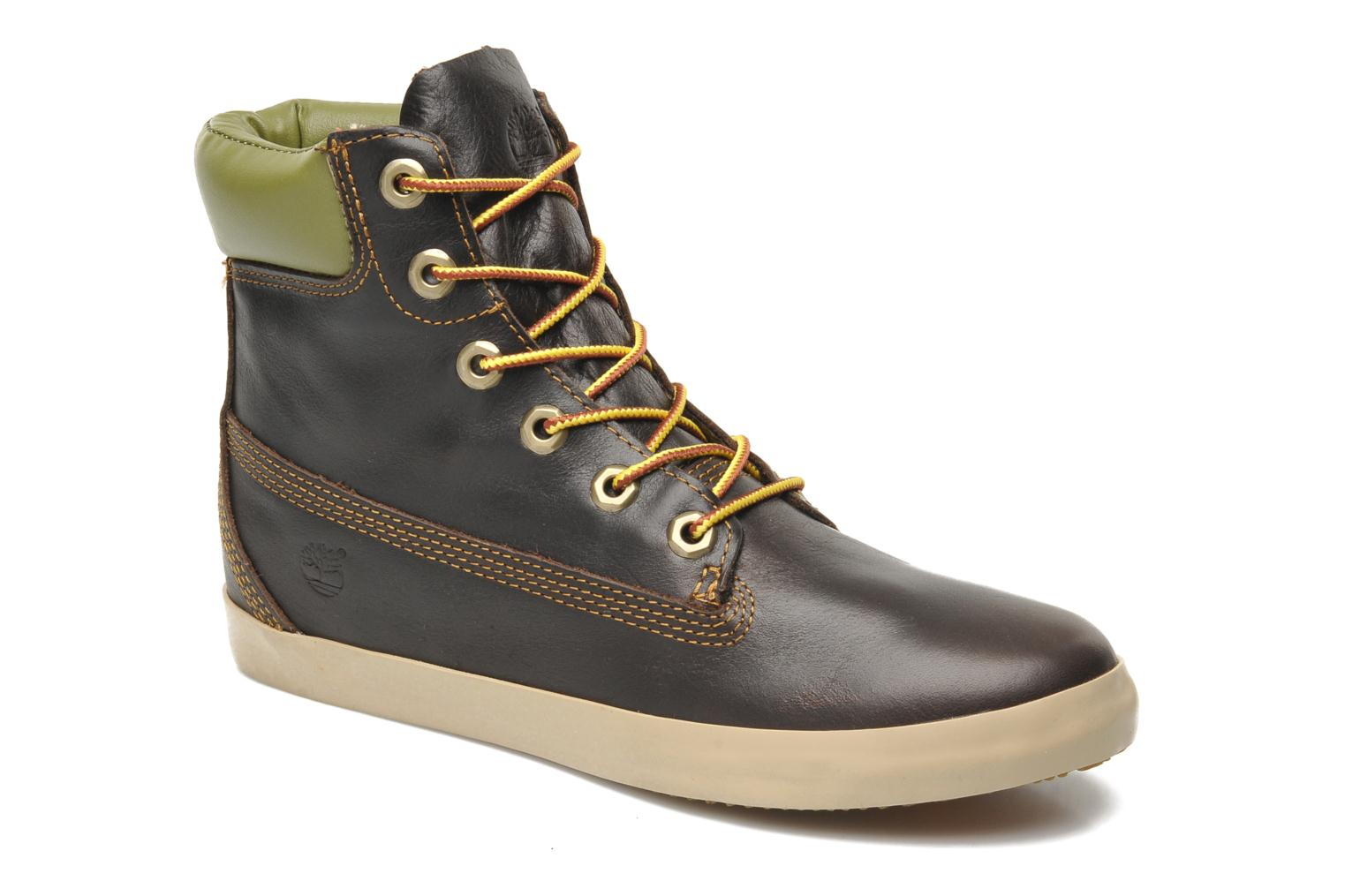 timberland earthkeepers glastenbury 6 boot sneaker f r damen braun marke timberland. Black Bedroom Furniture Sets. Home Design Ideas