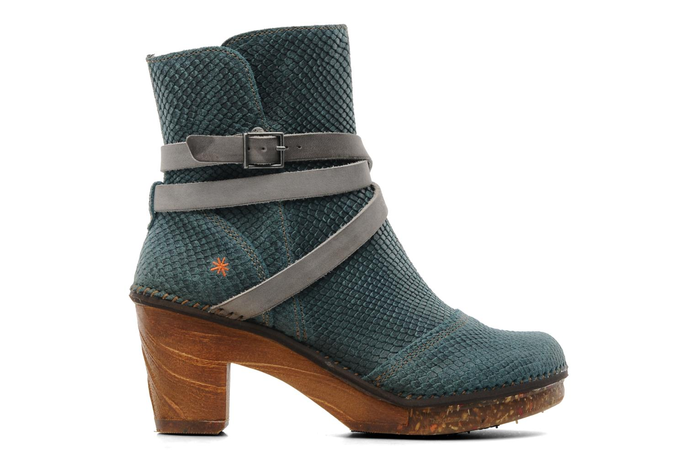 art amsterdam 343 stiefeletten boots f r damen blau marke art. Black Bedroom Furniture Sets. Home Design Ideas