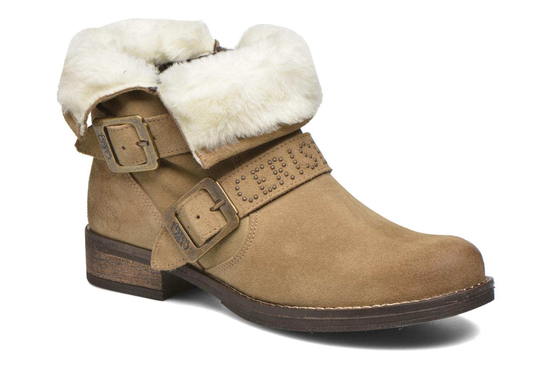 Boots en enkellaarsjes Le temps des cerises Beige