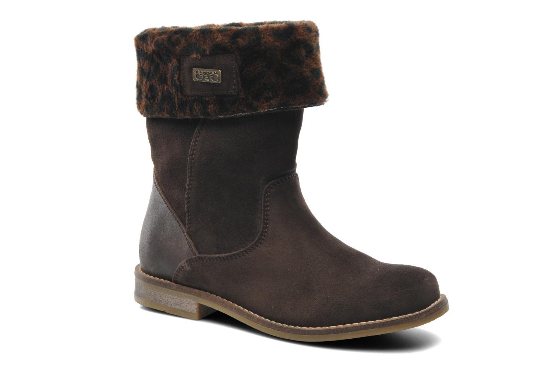 Boots en enkellaarsjes Eva Fur by Le temps des cerises