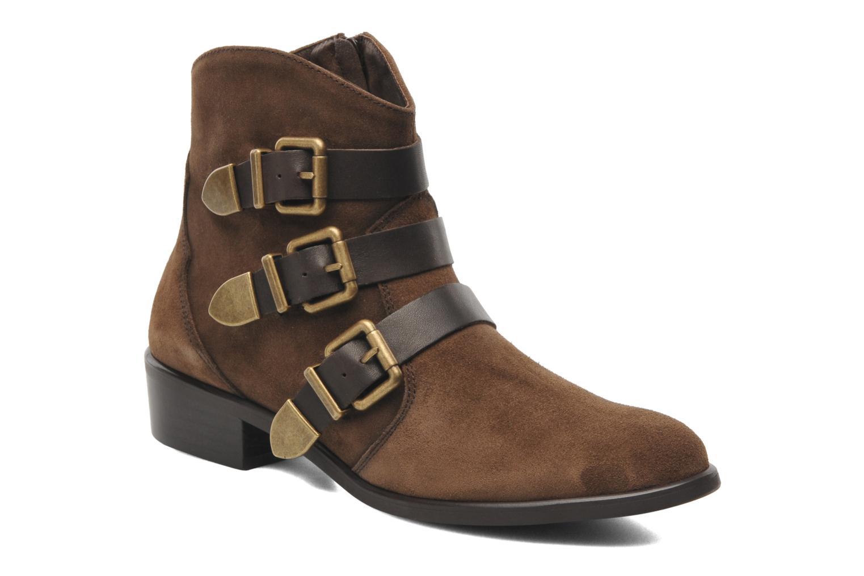Boots en enkellaarsjes Pounet by Kanna