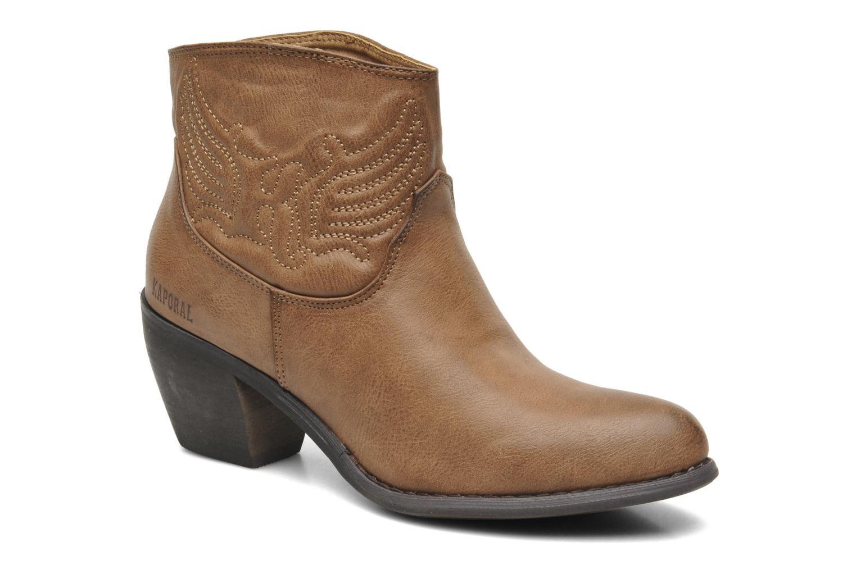 Boots en enkellaarsjes Wesley by Kaporal