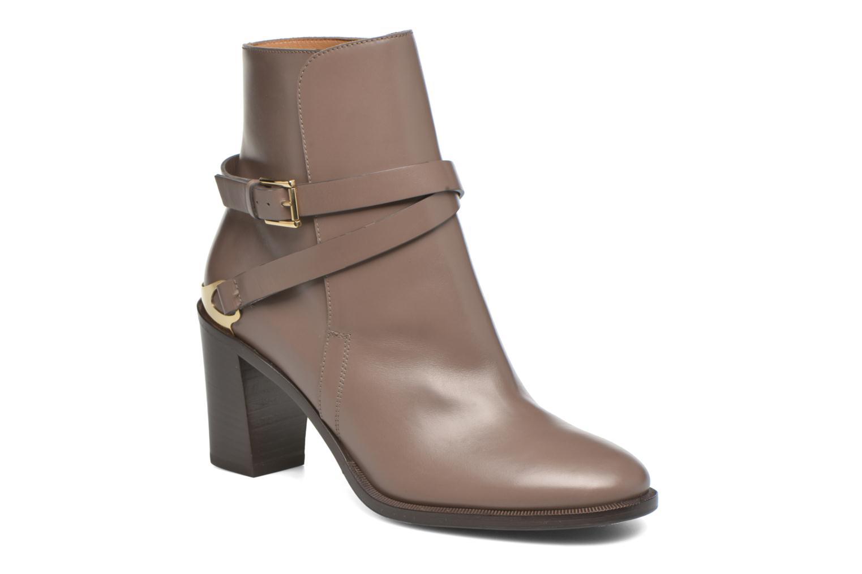 Boots en enkellaarsjes Fratelli Rossetti Beige