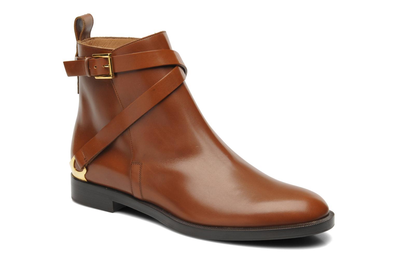 Boots en enkellaarsjes Magenta Beatles by Fratelli Rossetti