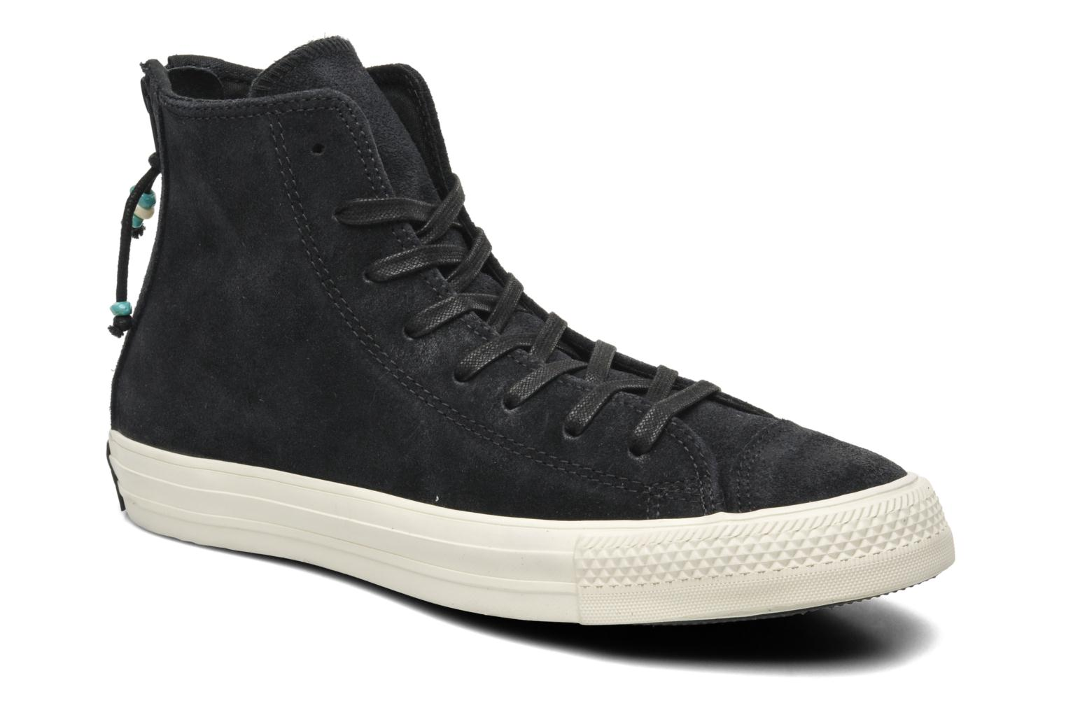 Chuck Taylor Burnished Suede Double Zip Hi M