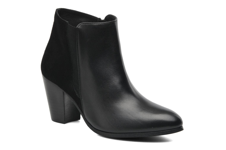 Boots en enkellaarsjes Eden Zwart