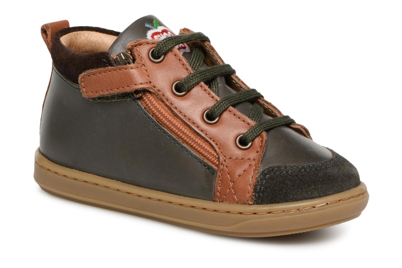 Boots en enkellaarsjes Shoo Pom Groen