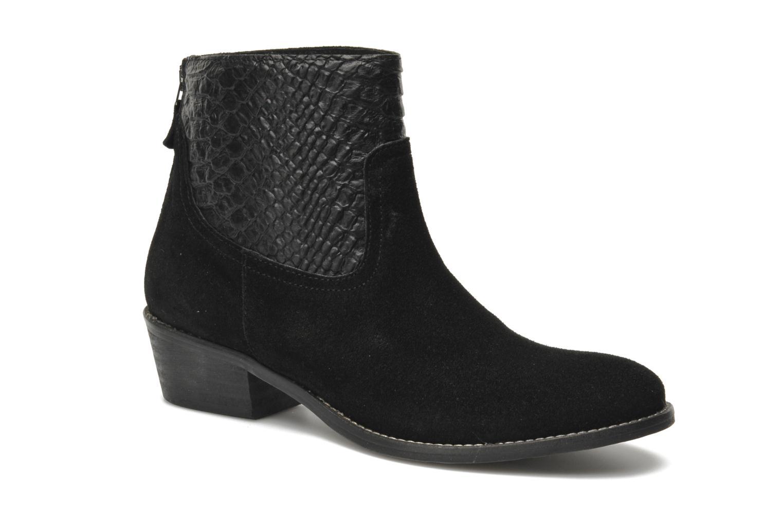 Boots en enkellaarsjes Méliné Zwart