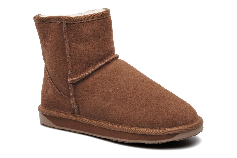 Boots en enkellaarsjes Boo roo Bruin