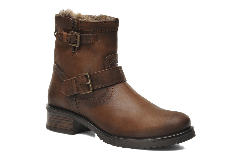 buffalo baza s stiefeletten boots f r damen braun marke buffalo. Black Bedroom Furniture Sets. Home Design Ideas