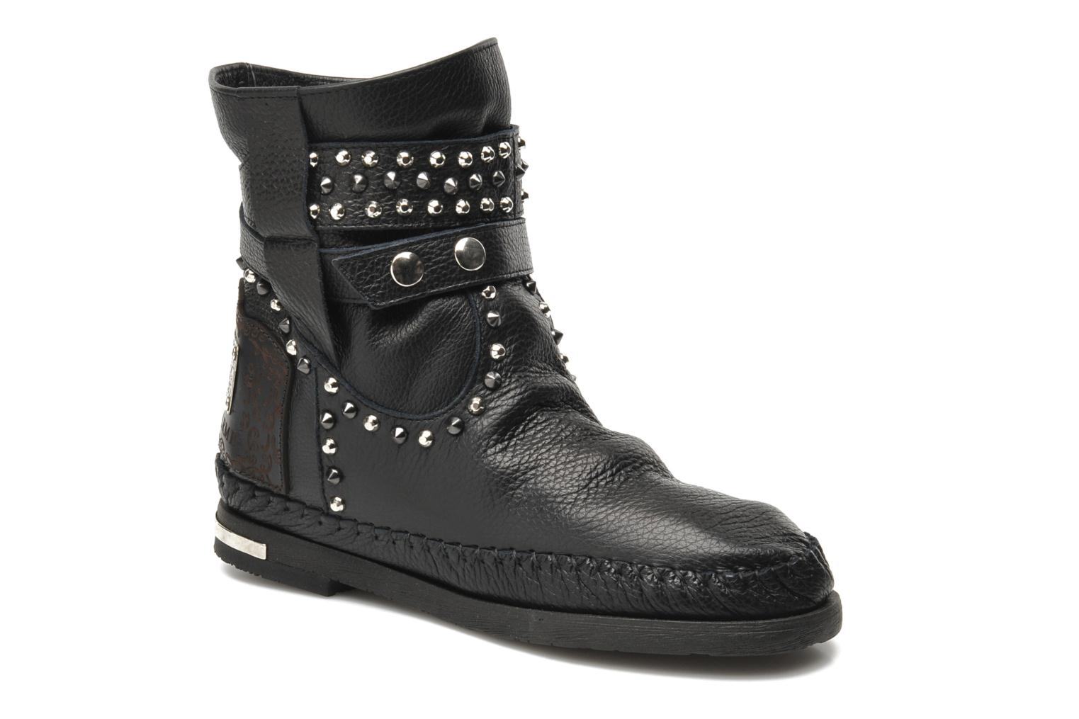 Boots en enkellaarsjes London Dark by Karma of Charme