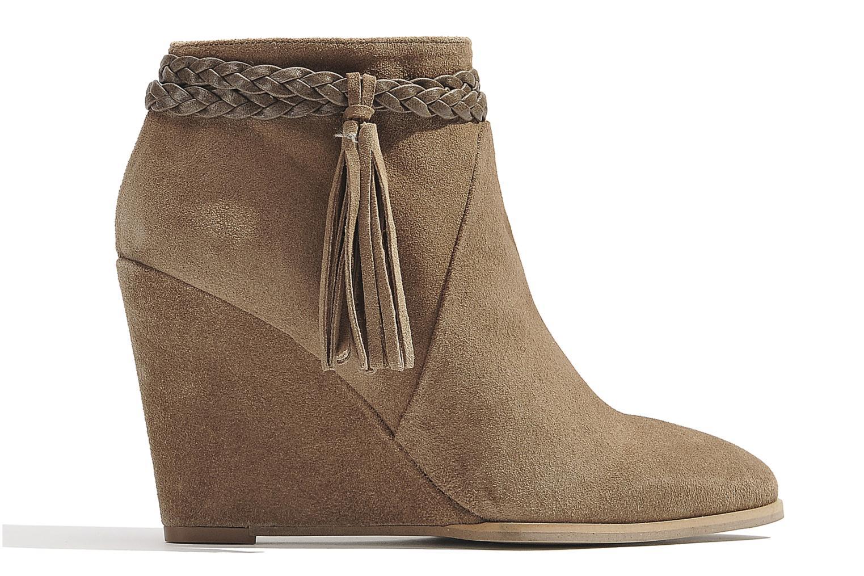 Boots en enkellaarsjes Buttes-Chaumont #4 by SARENZA