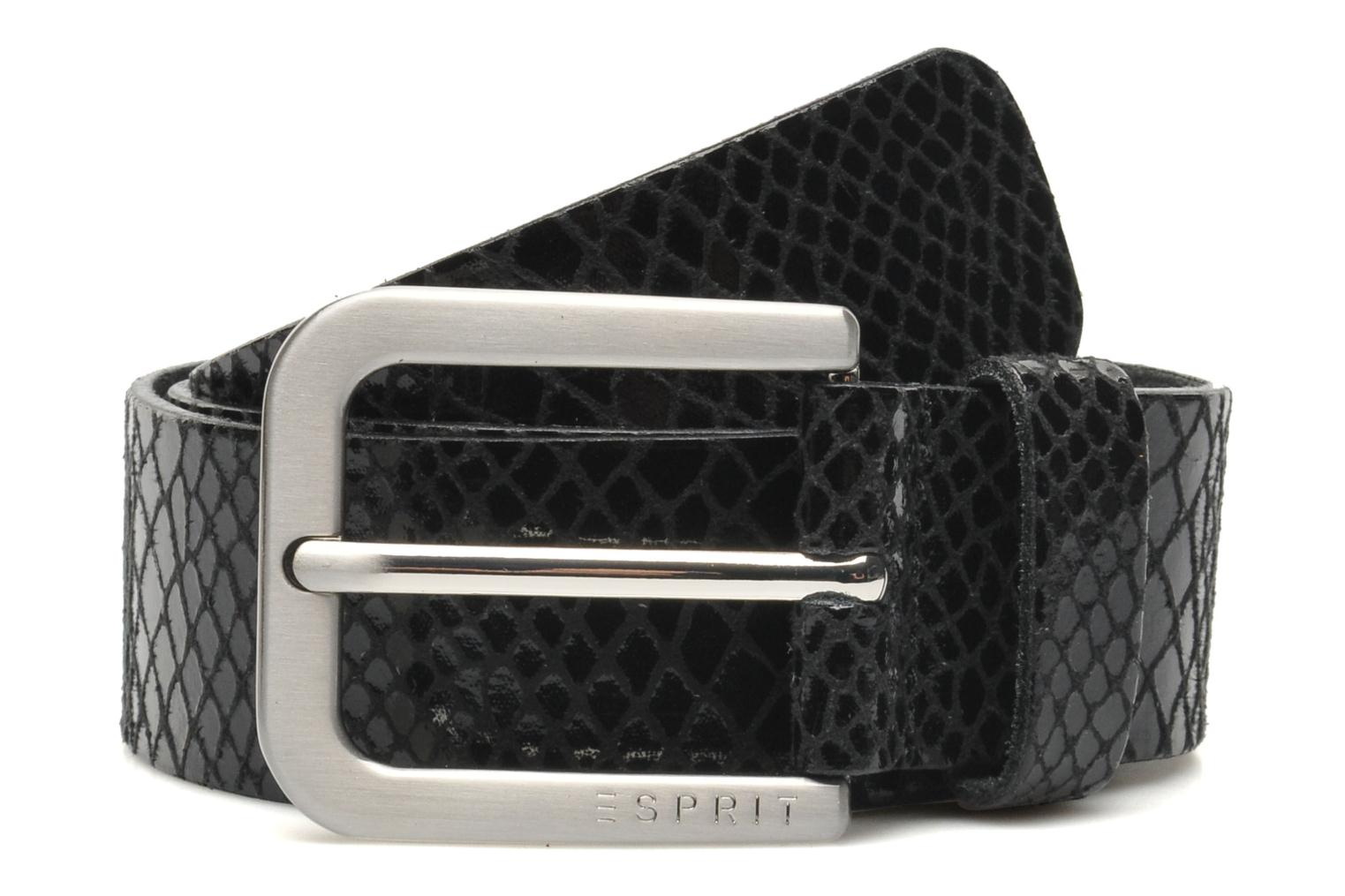 Snake leather Belt by Esprit