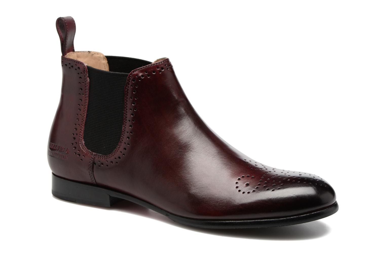 Boots en enkellaarsjes Melvin & Hamilton Bordeaux