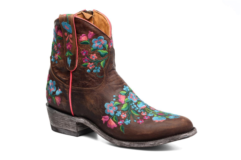 Boots en enkellaarsjes Mexicana Multicolor