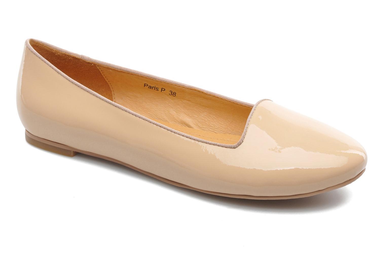 Ballerina's Paris Patent by Shoe the bear