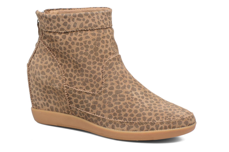 Boots en enkellaarsjes Shoe the bear Bruin