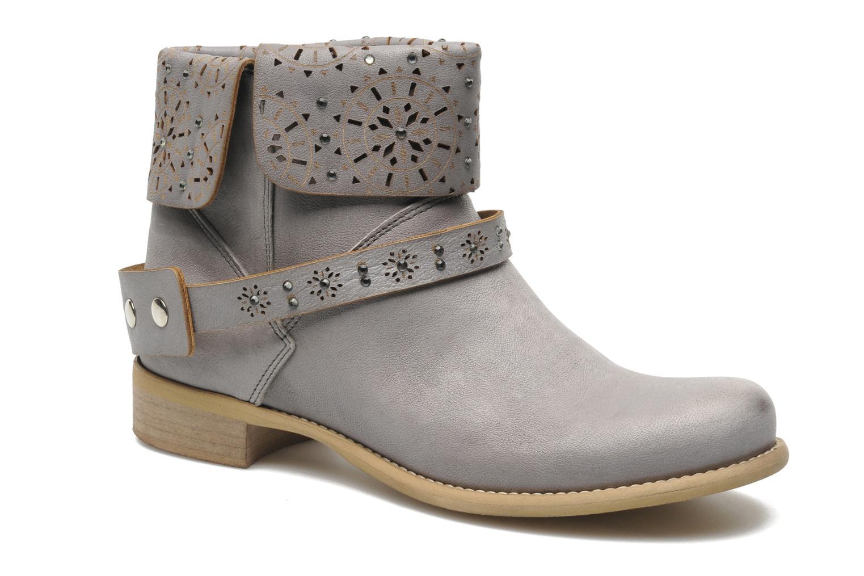 Boots en enkellaarsjes Julie by Cafè Noir