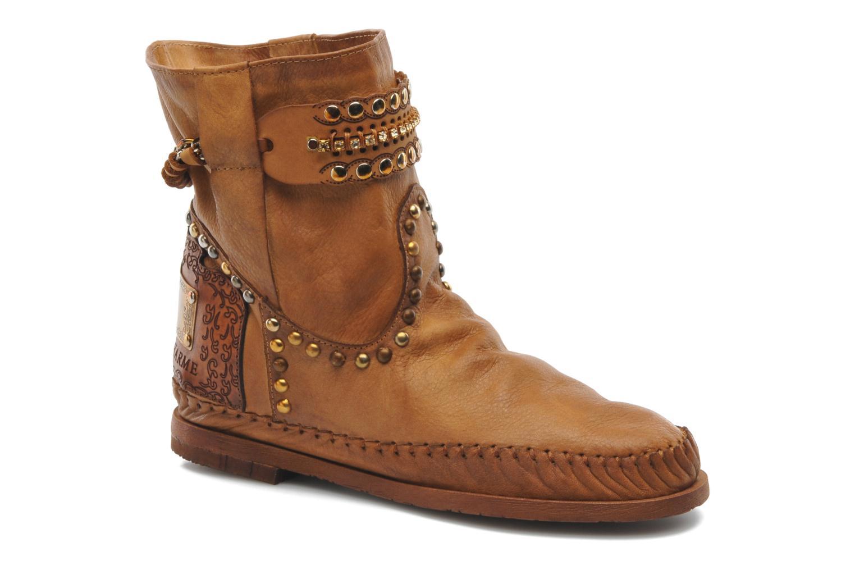 Boots en enkellaarsjes Saloon vintage by Karma of Charme