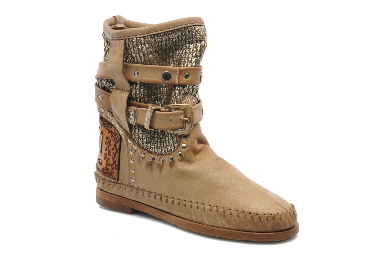 Boots en enkellaarsjes Tricot 4 vintage by Karma of Charme