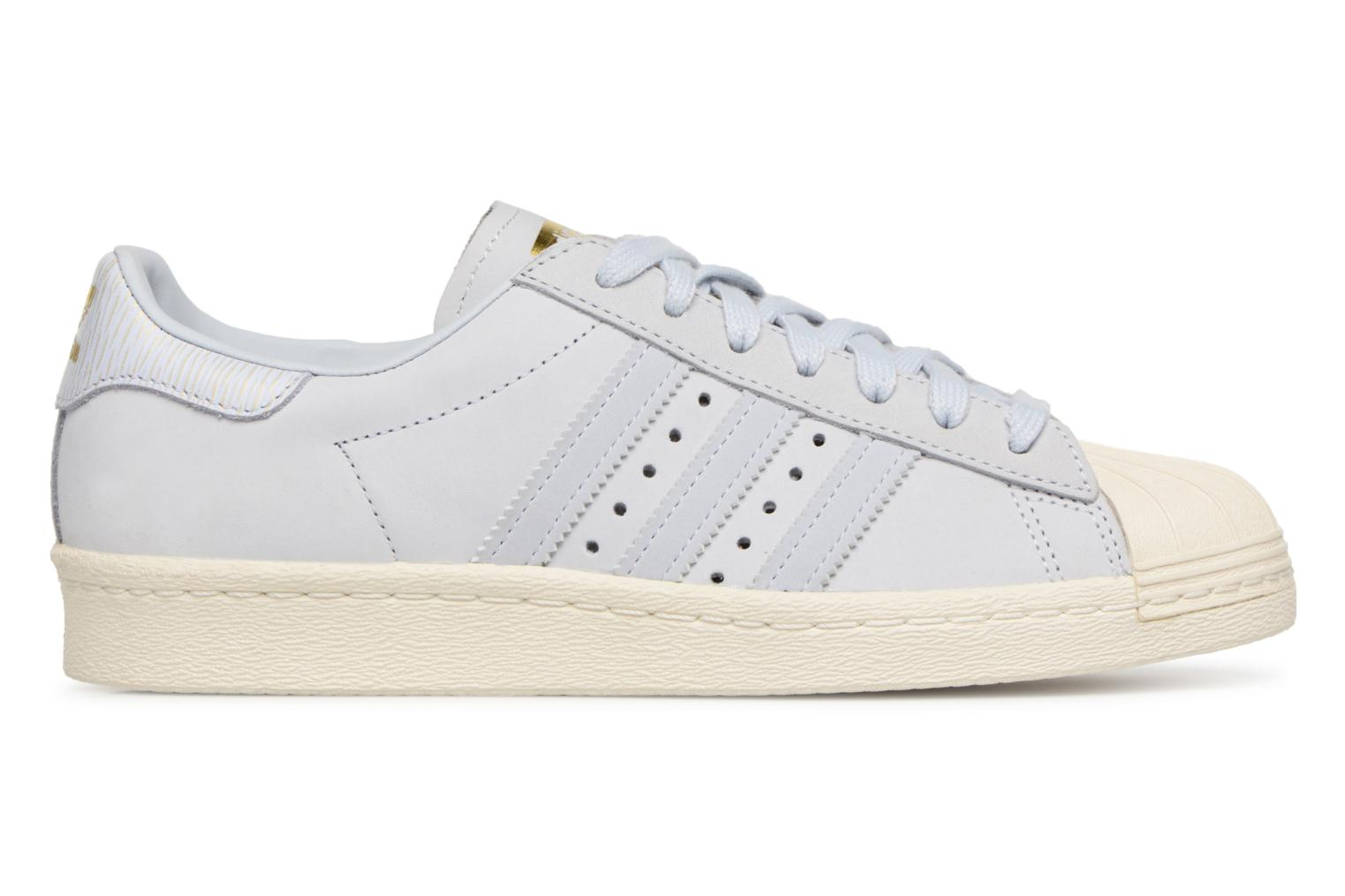 lowest price cd102 295aa Donna Adidas Originals Superstar 80S W Sneakers Azzurro