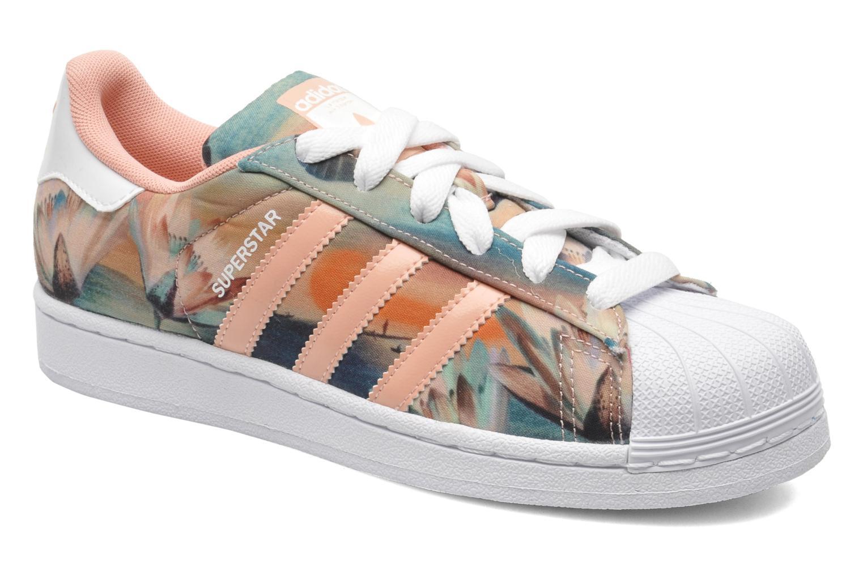 Adidas Schoenen Dames Superstar