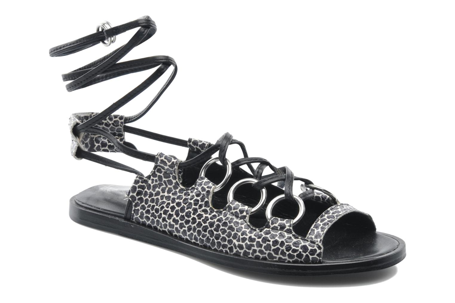 Sandalen Kali multi ring lace up by Opening Ceremony