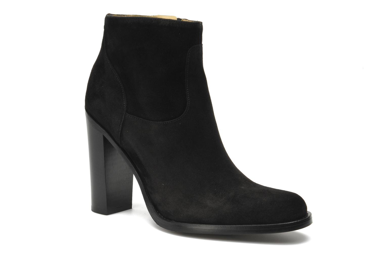 bottines et boots free lance legend 9 zip boot buckle femme. Black Bedroom Furniture Sets. Home Design Ideas
