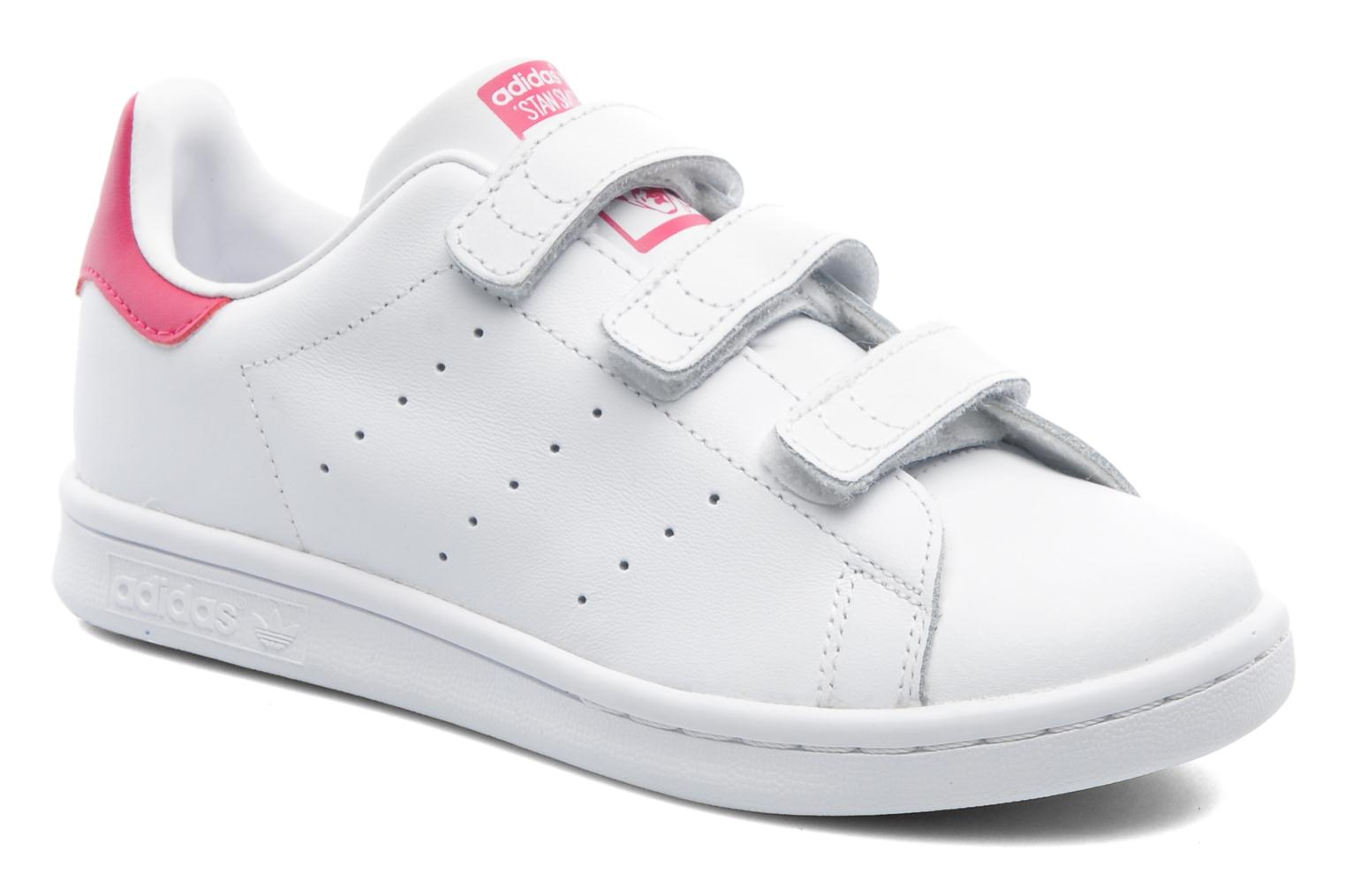 Stan Smith Femme Rose Scratch