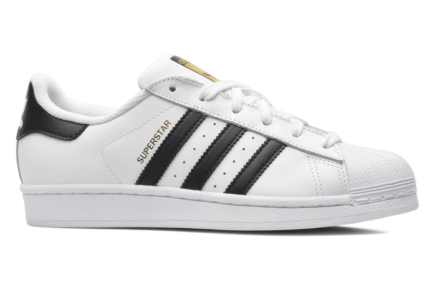 arrives 851e0 3b2e6 Bambino Adidas Originals Superstar J Sneakers Bianco