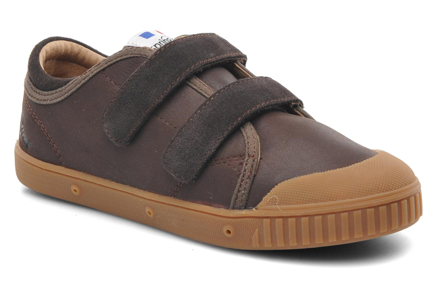 Sneakers GE1V Leather by Spring Court