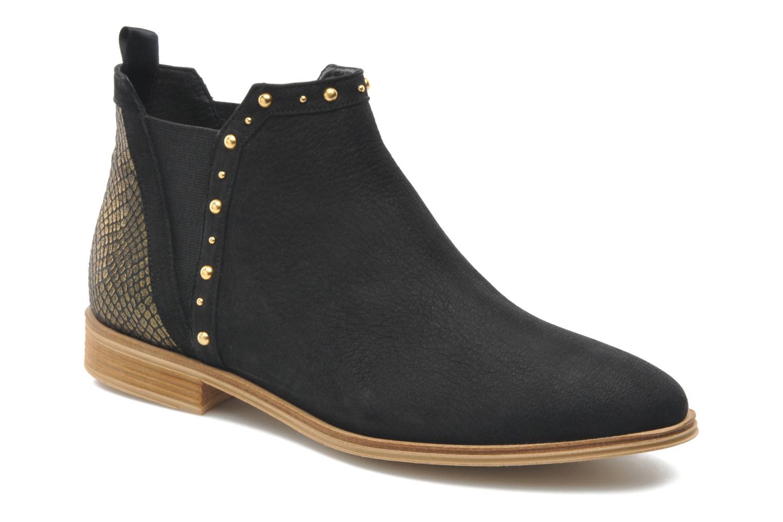 Boots en enkellaarsjes Velours Low Boots by Schmoove Héroïne