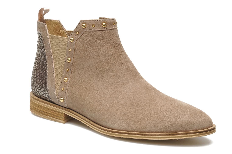 Boots en enkellaarsjes Schmoove Héroïne Beige