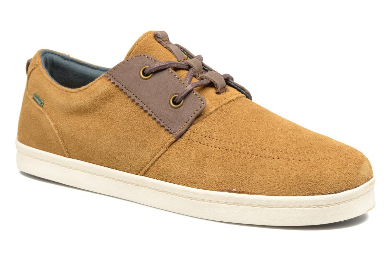 Sneakers Element Bruin
