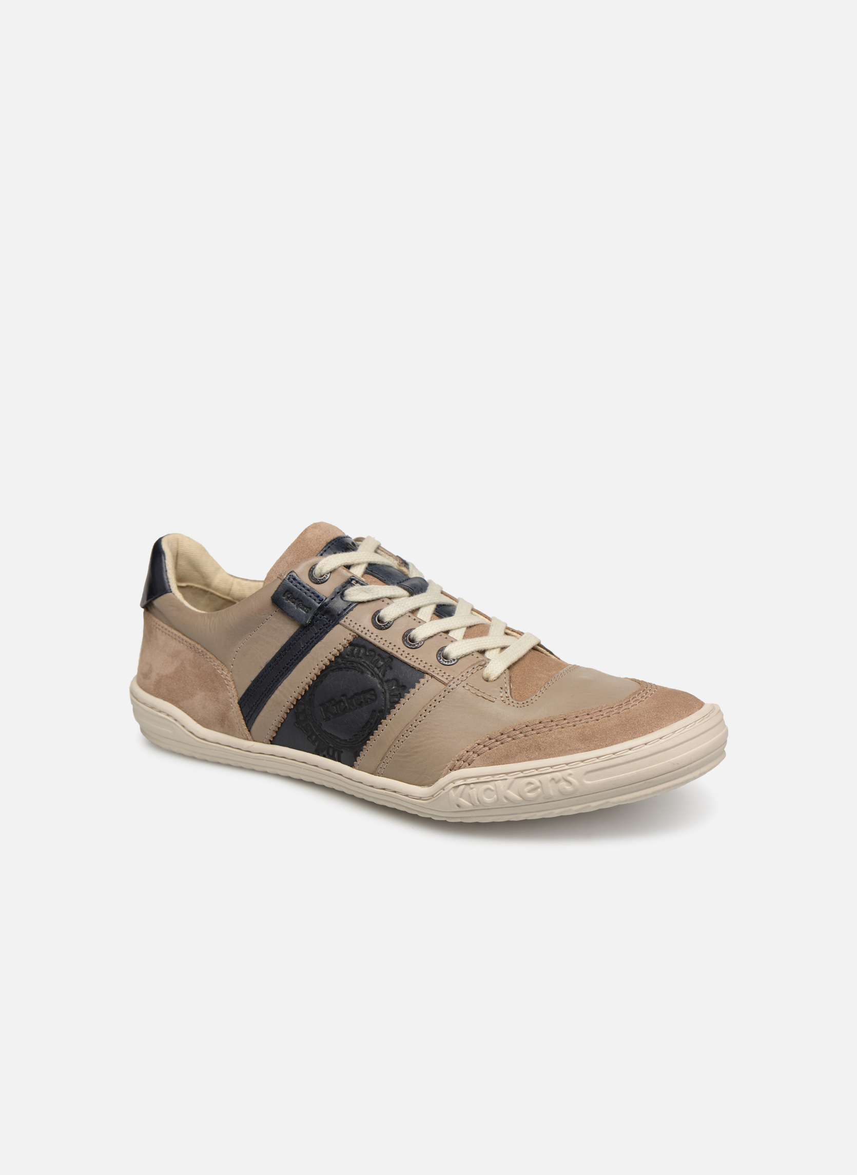 Sneakers Kickers Beige