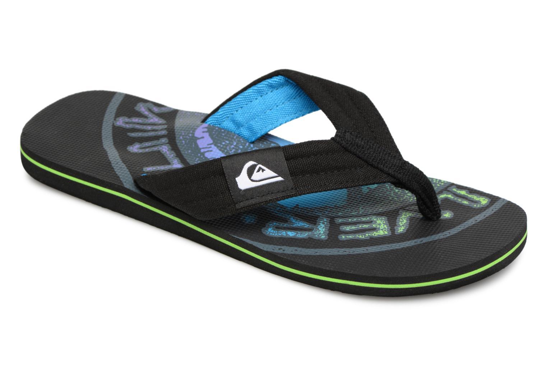 Slippers Quiksilver Blauw