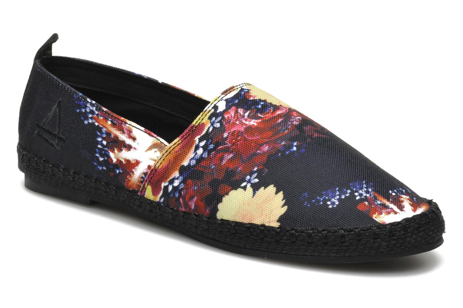 Espadrilles Espadrille colors print F by Eleven paris