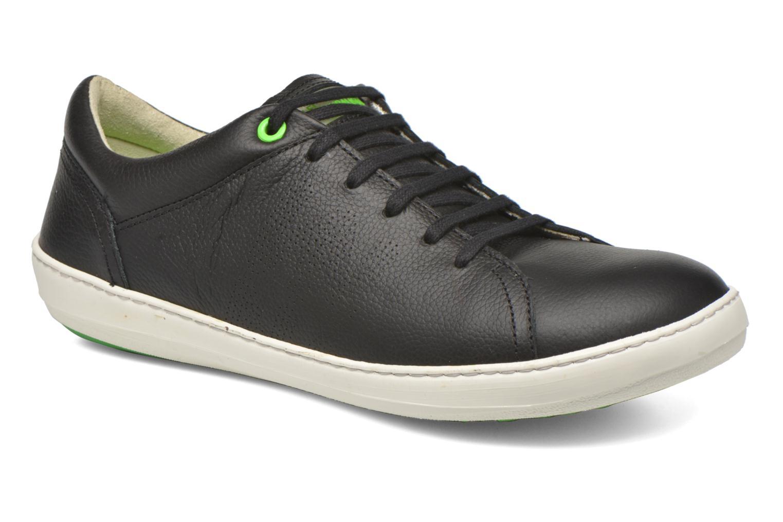 Sneakers El Naturalista Zwart