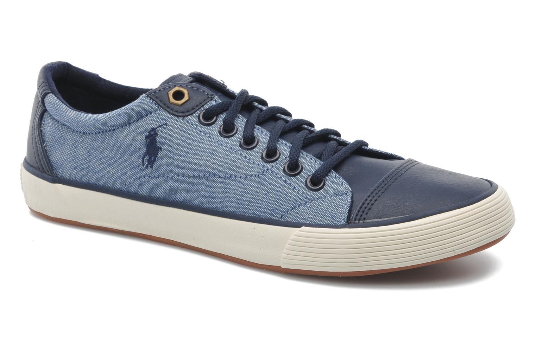 Tenis Polo Ralph Lauren Azul Claro