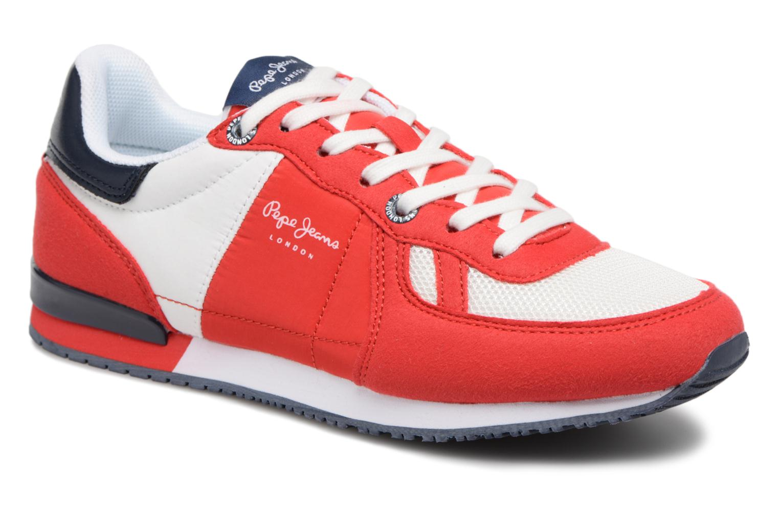 Sneakers Pepe jeans Rood